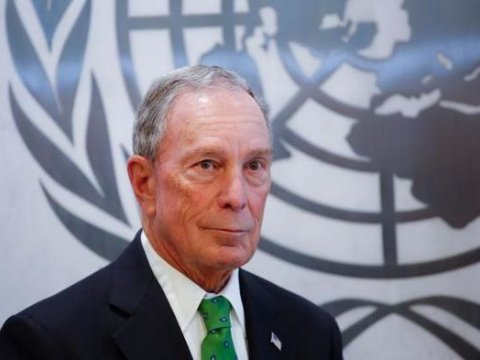 Michael Bloomberg (Foto: AFP)