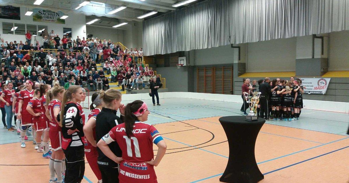 Mfbc grimma damen vs uhc sparkasse wei enfels tickaroo for Britta herrmann