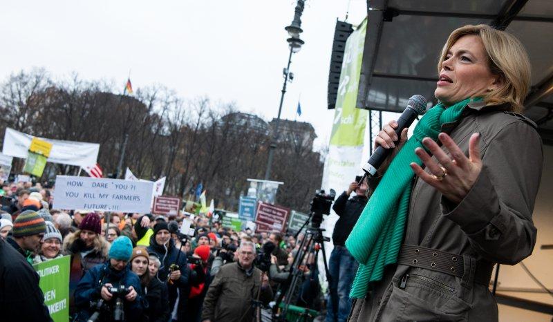 trecker demo berlin 26.11.19